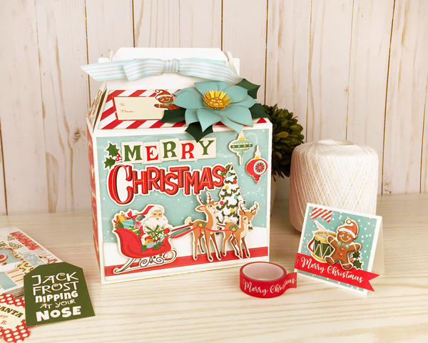 Jana Eubank Carta Bella Santas Workshop Gable Box 1 600