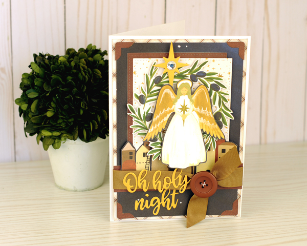 Jana Eubank Oh Holy Night Card 3 600