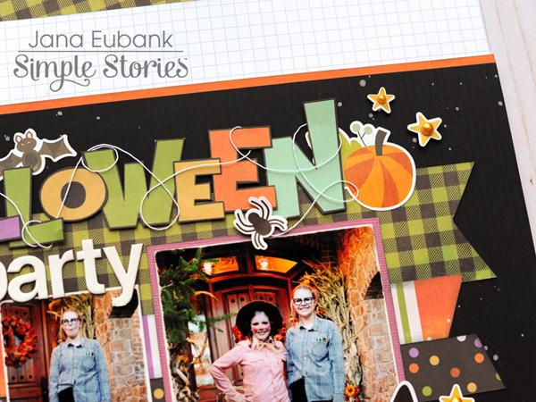 Jana Eubank Simple Stories Happy Halloween Party Layout 3 600