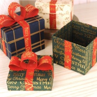 Carta Bella Paper: Stocking Stuffer Gift Boxes