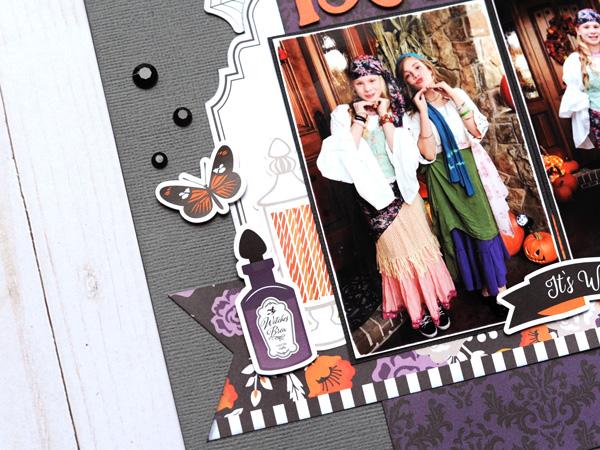Jana Eubank Echo Park Paper Bewitched Beware Layout 3 600