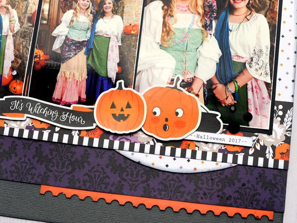 Jana Eubank Echo Park Paper Bewitched Beware Layout 4 600