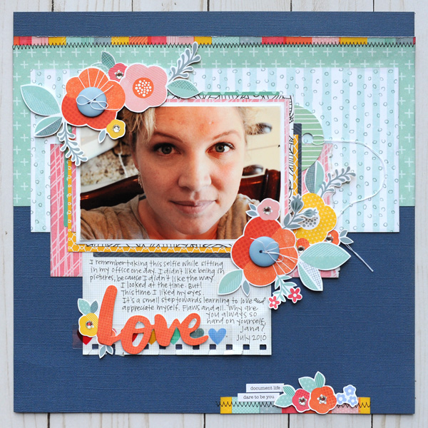 Jana Eubank PageMaps Sketch Love Layout 1 600