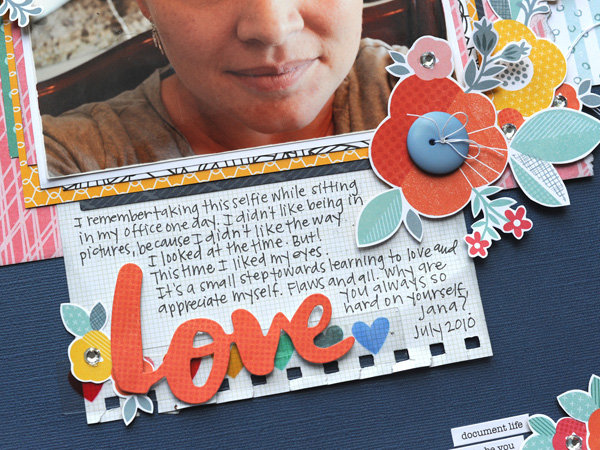 Jana Eubank PageMaps Sketch Love Layout 4 600