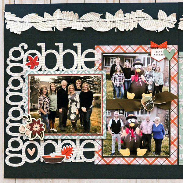 Jana Eubank Simple Stories Forever Fall Gobble Two Page Layout 2 600