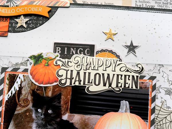 Jana Eubank Simple Stories Happy Halloween Kitty Layout 3 600