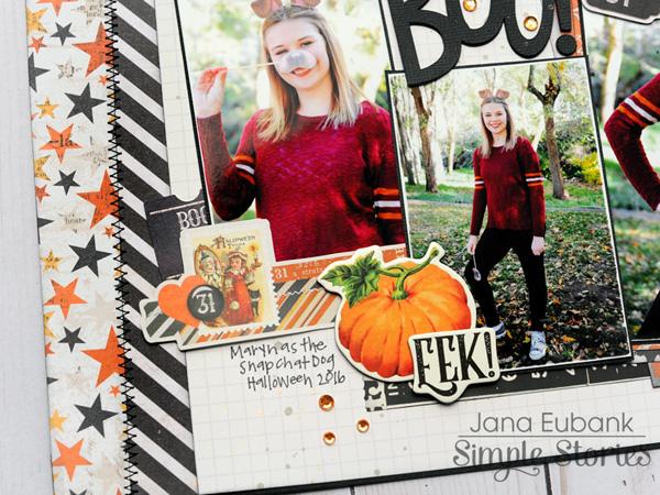 Jana Eubank Simple Stories Simple Vintage Halloween Boo Layout 4 600