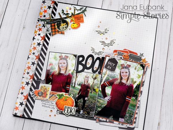 Jana Eubank Simple Stories Simple Vintage Halloween Boo Layout 5 600