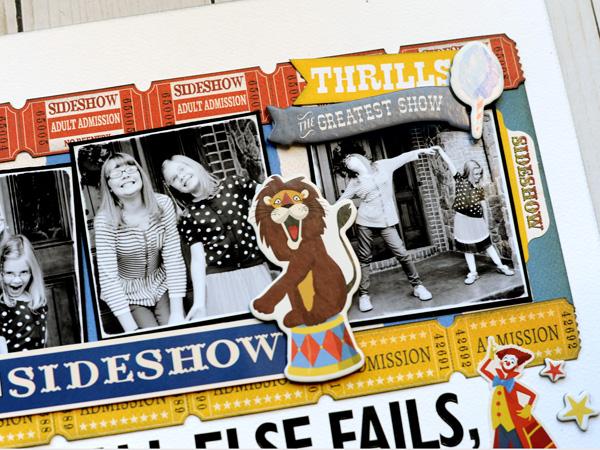 Jana Eubank Carta Bella Paper Circus Join the Circus Layout 2 600