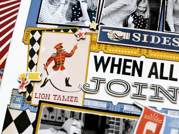Jana Eubank Carta Bella Paper Circus Join the Circus Layout 3 600