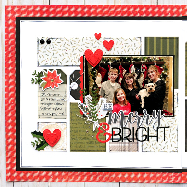 Jana Eubank Close to My Heart November Craft with Heart Be Merry 2 600