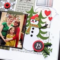 Scrapbook Process: CTMH Craft with Heart November Kit