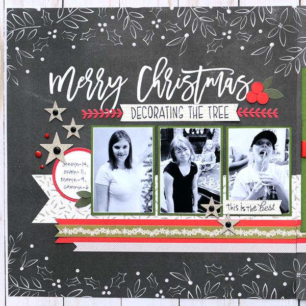 Jana Eubank Close to My Heart November Craft with Heart Merry Christmas 2 600