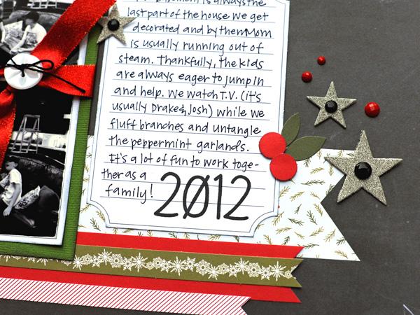 Jana Eubank Close to My Heart November Craft with Heart Merry Christmas 8 600