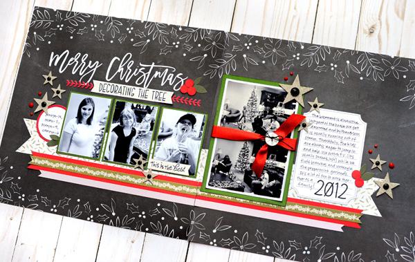 Jana Eubank Close to My Heart November Craft with Heart Merry Christmas 9 600