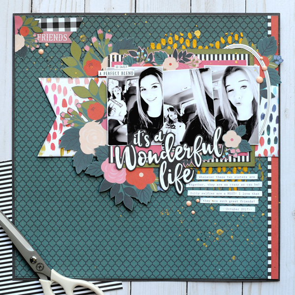 Jana Eubank Echo Park Paper Coffee Wonderful Life Layout 1 600
