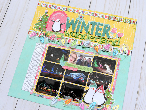 Jana Eubank Photoplay Paper Frosty Friends Winter Wonderland 5 600