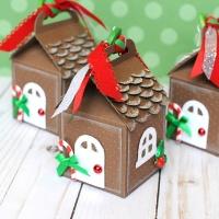 Gingerbread House Cartons