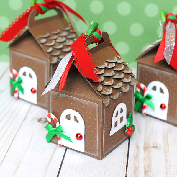Jana Eubank Gingerbread House Carton 3 600