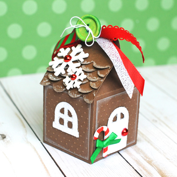 Jana Eubank Gingerbread House Carton 4 600