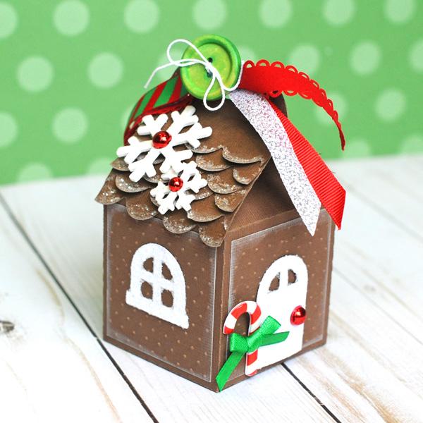 Jana Eubank Gingerbread House Carton 4 600