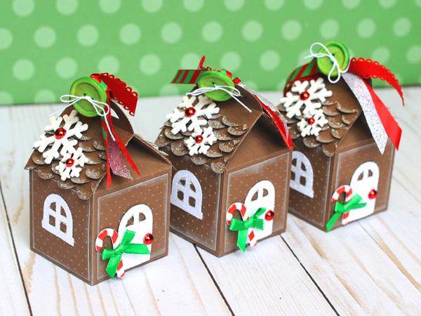 Jana Eubank Gingerbread House Carton 5 600
