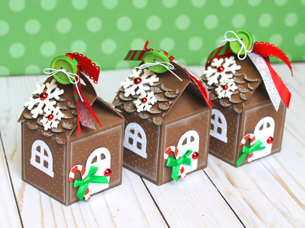 Jana Eubank Gingerbread House Carton 5 600