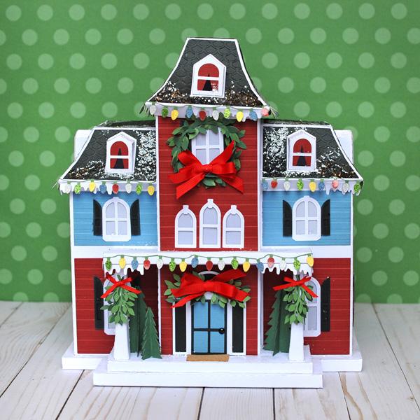 Jana Eubank SVG Cuts Maple Manor Christmas 1 600