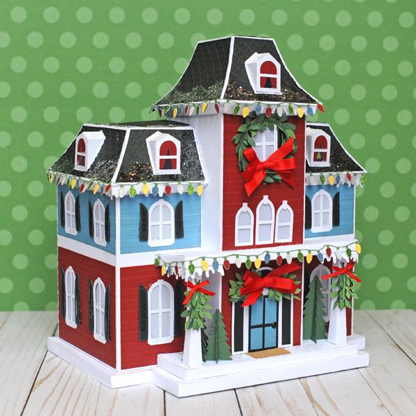 Jana Eubank SVG Cuts Maple Manor Christmas 2 600