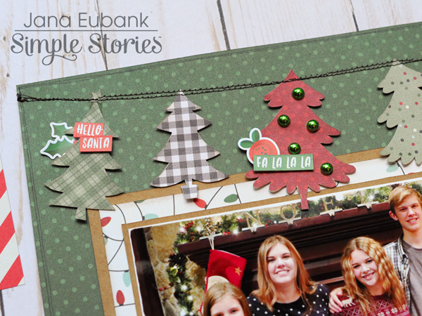 Jana Eubank Simple Stories Merry and Bright Layout 2 600