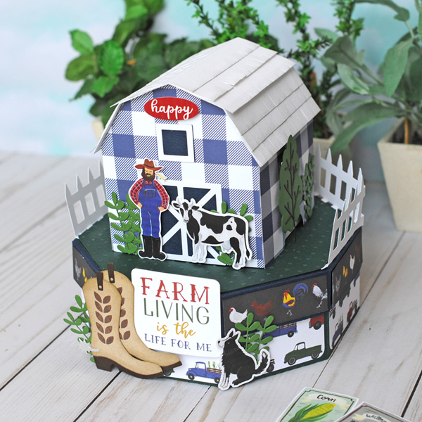 Jana Eubank Echo Park Paper Down On the Farm Barn Box 1 600