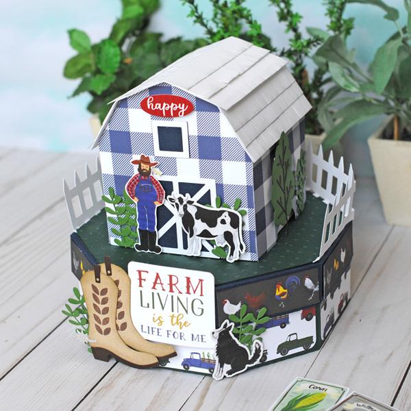 Jana Eubank Echo Park Paper Down On the Farm Barn Box 1 600