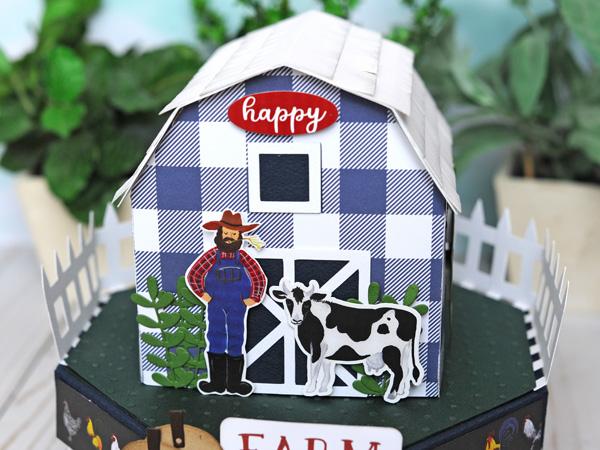 Jana Eubank Echo Park Paper Down On the Farm Barn Box 3 600