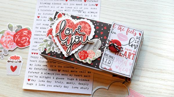 1 jana eubank valentine coupon book 16 - angle view 2 - 600
