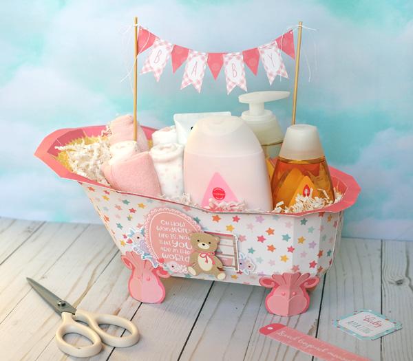 jana eubank echo park paper hello baby girl bath tub 1 600