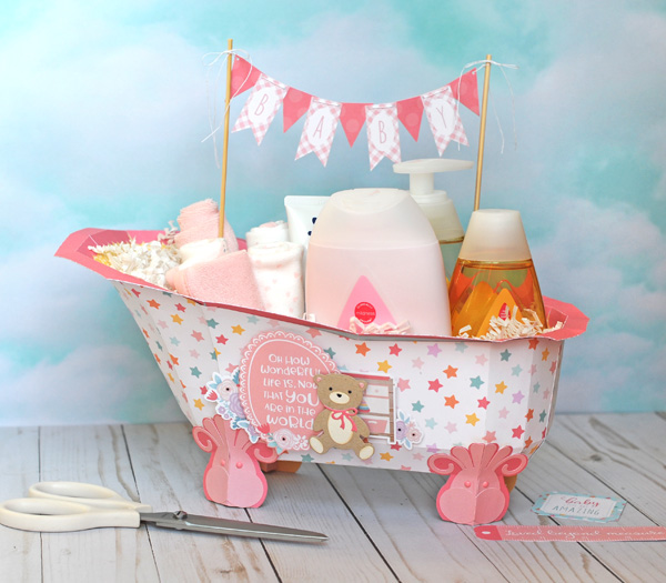 jana eubank echo park paper hello baby girl bath tub 5 600