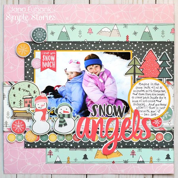 jana eubank simple stories freezin season snow angels layout 1 600