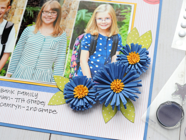 Jana Eubank Close to My Heart Craft with Heart January Hooray Layout 4 600