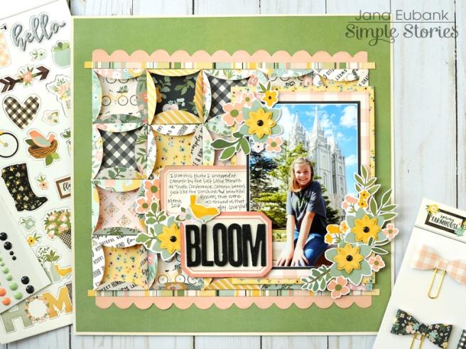 Jana Eubank Simple Stories Spring Farmhouse Bloom 1 800