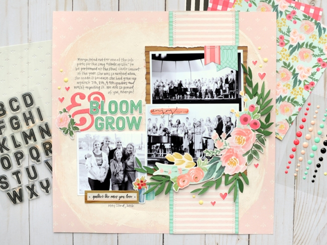 Jana Eubank Carta Bella Flower Market Bloom & Grow 1 800