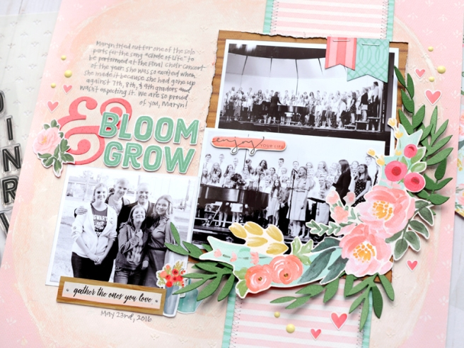 Jana Eubank Carta Bella Flower Market Bloom & Grow 6 800