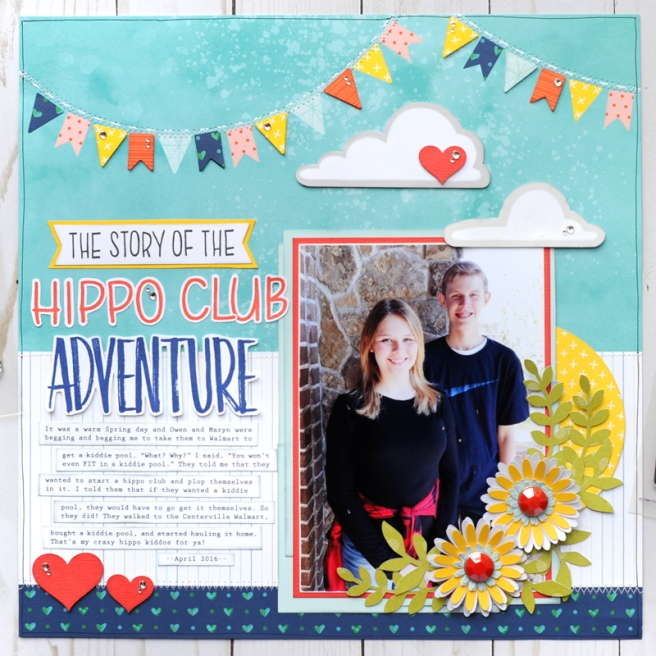 Jana Eubank Close to My Heart Craft with Heart March 2019 Hippo Club Layout 1 800