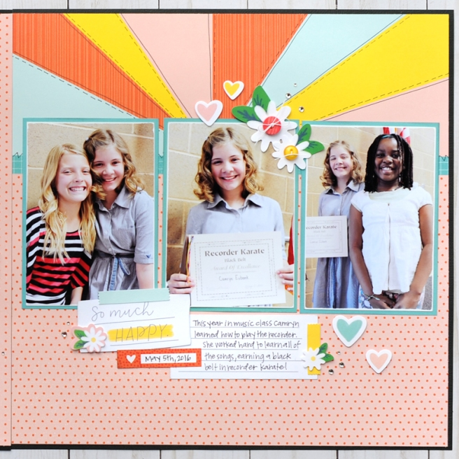 Jana Eubank Close to My Heart Craft with Heart March 2019 Shine Layout 3 800