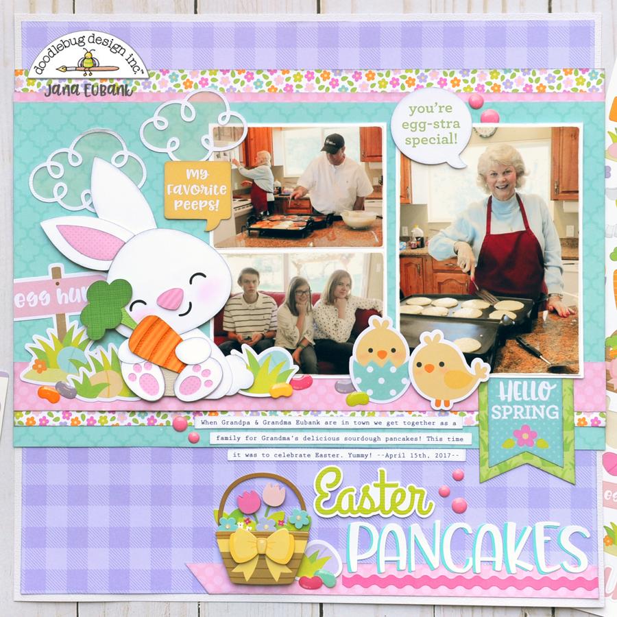 Jana Eubank Doodlebug Hoppy Easter Pancakes 1 900