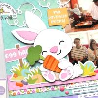 Doodlebug: Easter Pancakes