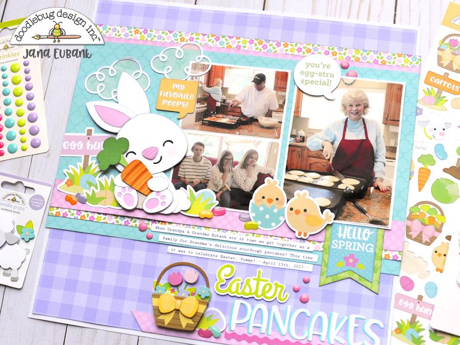 Jana Eubank Doodlebug Hoppy Easter Pancakes 5 900