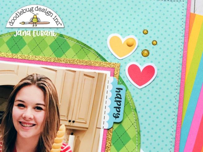 Jana Eubank Doodlebug Lots O Luck Unicorn Cake 2 900