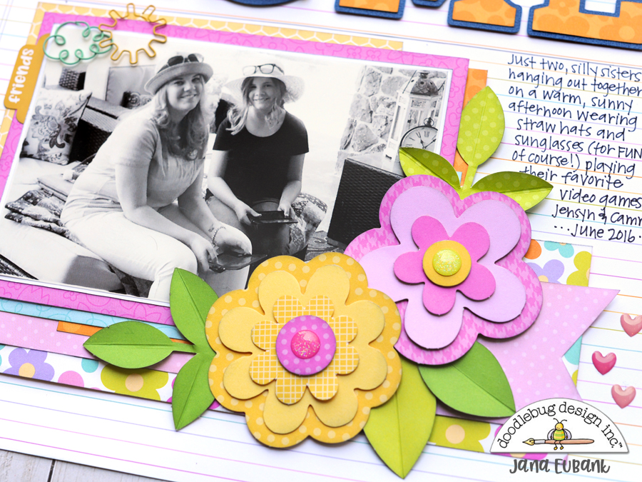 Jana Eubank Doodlebug Simply Spring Home 4 900
