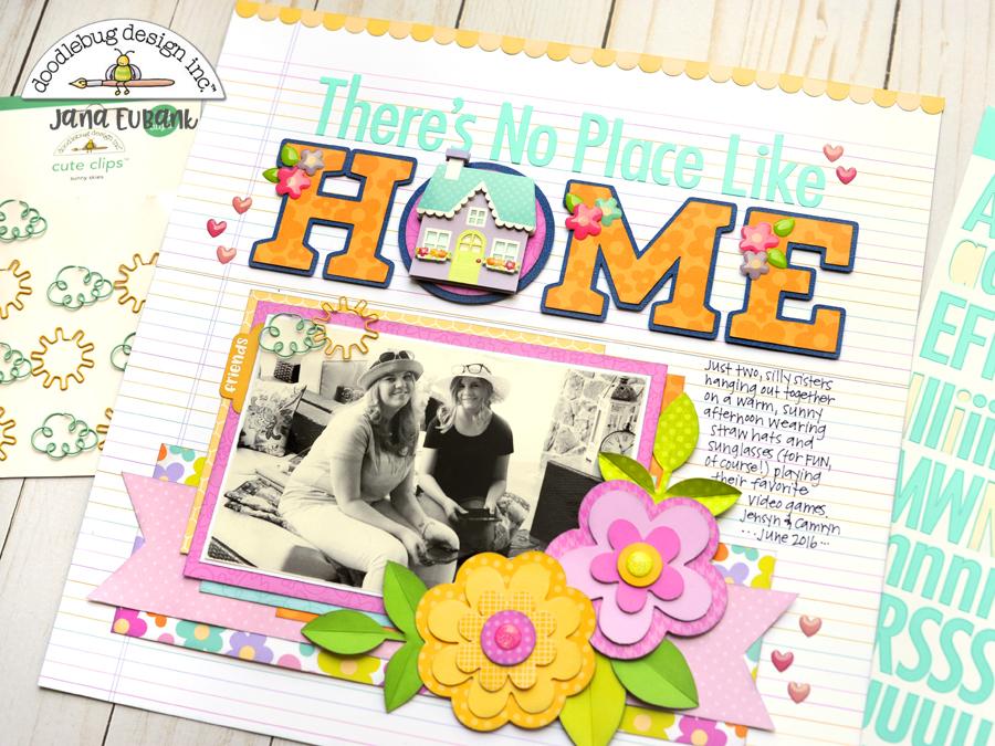 Jana Eubank Doodlebug Simply Spring Home 6 900