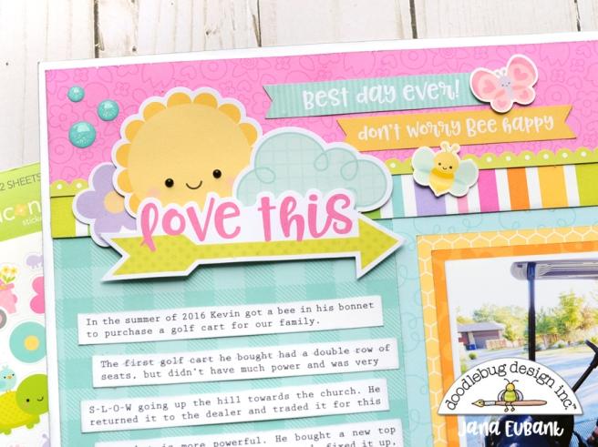 Jana Eubank Doodlebug Simply Spring Love This 2 900